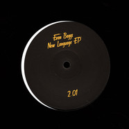 Evan Baggs - New Language EP