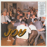 IDLES - Joy As An Act Of Resistance Black Vinyl Edition