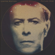 David Bowie - Santiago Picture Disc