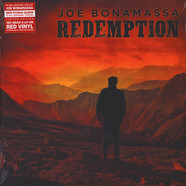 Joe Bonamassa - Redemption Red Vinyl Edition