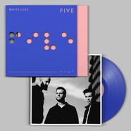 White Lies - Five Blue Vinyl Edition