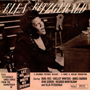 Ella Fitzgerald - Ella Fitzgerald Sings Songs From Let No Man Write My Epitaph