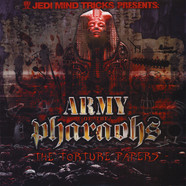 Army Of The Pharoahs - The Torture Papers Remastered Red Vinyl Edition