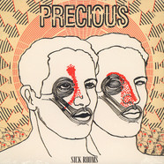 Precious - Sick Rooms Red Vinyl Edition