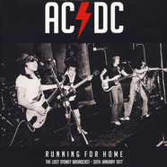 AC/DC - Running For Home Black Vinyl Edition