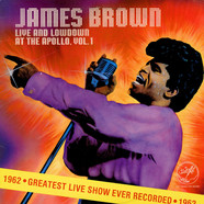 James Brown - Live And Lowdown At The Apollo, Vol.1