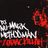 DJ Nu-Mark & Method Man - Zodiac Killah Red Vinyl Edition