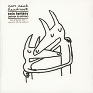 Car Seat Headrest - Twin Fantasy (Mirror To Mirror) White Vinyl Edition