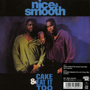 Nice & Smooth - Cake & Eat It Too (Pound Cake Mix)