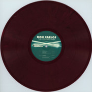 Don Carlos - The Cool Deep Mixes Volume 2 Colored Vinyl Edition