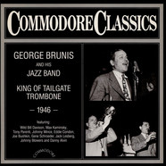 George Brunies - KIng Of The Tailgate Trombone