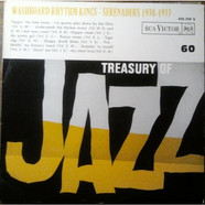 Washboard Rhythm Kings / The Washboard Serenaders - Treasury Of Jazz No 60