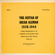 Oscar Aleman - The Guitar Of Oscar Aleman 1938-1944