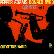 Pepper Adams Donald Byrd Quintet - Out Of This World, Vol. 2