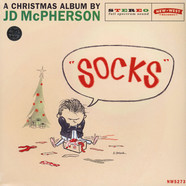 JD McPherson - Socks Black Vinyl Edition