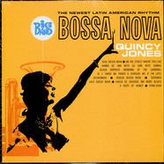 Quincy Jones - Big Band Bossa Nova 180g Vinyl Edition