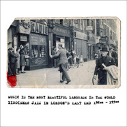 V.A. - Music Is The Most Beautiful Language In The World: Yiddisher Jazz In Londons East End 1920s To 1950s