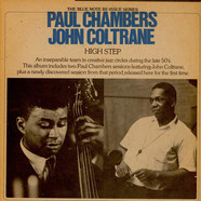 Paul Chambers & John Coltrane - High Step