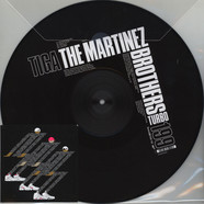 Tiga & The Martinez Brothers - Blessed EP Part 1 Picture Disc Edition