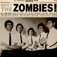 Zombies, The - Meet The Zombies!
