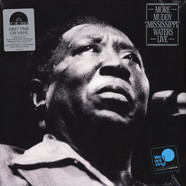 Muddy Waters - More Muddy 'Mississippi' Waters Live