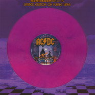 AC/DC - Let There Be Sound Purple Vinyl Edition