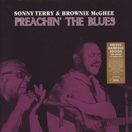 Sonny, Terry & Brownie - Preachin' The Blues Gatefold Sleeve Edition