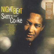 Sam Cooke - Night Beat Gatefold Sleeve Edition