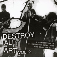 V.A. - Destroy All Art Volume 2