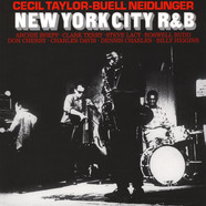 Cecil Taylor / Buell Neidlinger - New York City R&B Clear Vinyl Edition