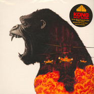 Henry Jackman - OST Kong: Skull Island Lava Colored Vinyl Edition