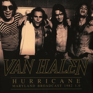 Van Halen - Hurricane - Maryland Broadcast 1982 1.0 Black Vinyl Edition