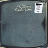 Bob Marley & The Wailers - Catch A Fire 45th Anniversary Zippo Jacket Smoke Colored Vinyl Edition