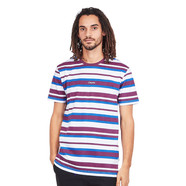Cleptomanicx - Multi Stripe 3 T-Shirt