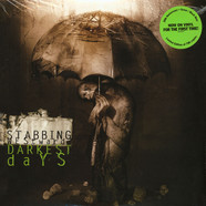 Stabbing Westward - Darkest Days Green Smoke Colored Vinyl Edition