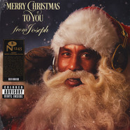 Joseph Washington Jr. - Merry Christmas To You Gold Vinyl Edition