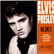 Elvis Presley - Blues Orange Vinyl Edition