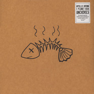 Apollo Brown & Planet Asia - Anchovies Beer & Olives Pinwheel Colored Vinyl Edition