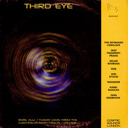 V.A. - Third Eye: Rare Jazz/Fusion Gems From Czechoslovakian Vaults Volume 1
