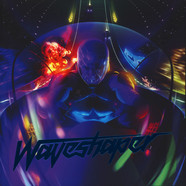 Waveshaper - Velocity Light & Dark Blue Cornetto Effect Colored Vinyl Edition