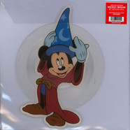 V.A. - OST Mickey Mouse: The Sorcerer' Apprentice (Fantasia) Limited Shaped Picture Disc Edition