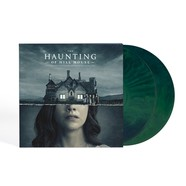 Newton Brothers, The - OST The Haunting Of Hill House Green & Blue Swirl Colored Vinyl Edition