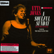 Etta Jones - A Soulful Sunday: Live At The Left Bank Featuring The Cedar Walton Trio