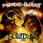 Buckshot & 9th Wonder - The Solution Black Vinyl