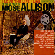Mose Allison Trio, The - I Love The Life I Live