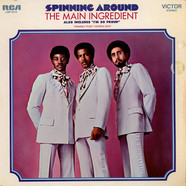 Main Ingredient, The - Spinning Around