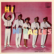 Miracles, The - Hi... We're The Miracles