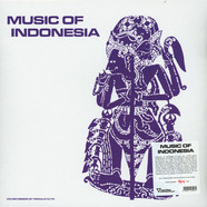 Unknown Artist - Music Of Indonesia