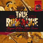 Hans Zimmer - OST True Romance Score Gun Metal Grey Colored Vinyl Edition