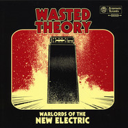 Wasted Theory - Warlords Of The New Electric White Vinyl Edition